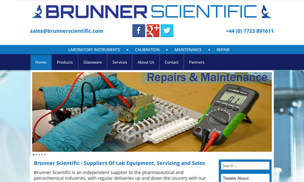 Brunner Scientific