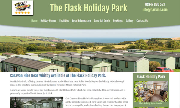 The Flask Holiday Park